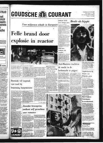 Goudsche Courant 1967-08-09