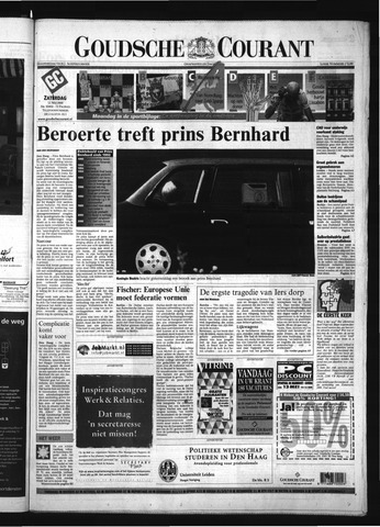 Goudsche Courant 2000-05-13