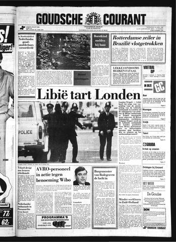 Goudsche Courant 1984-04-18
