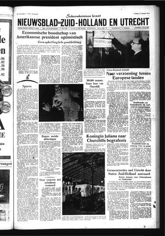 Schoonhovensche Courant 1965-01-29