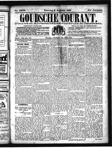 Goudsche Courant 1919-08-09
