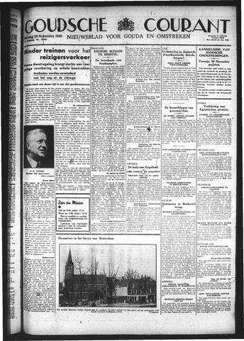 Goudsche Courant 1940-11-26