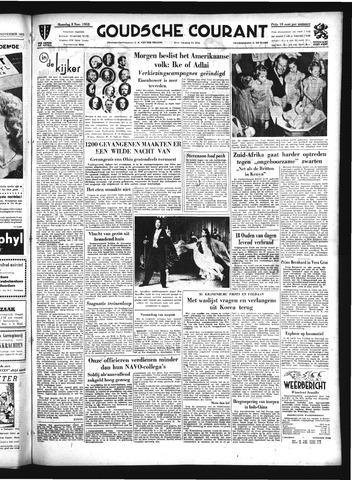 Goudsche Courant 1952-11-03