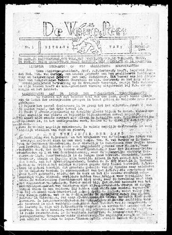 De Vrije Pers 1944-11-01