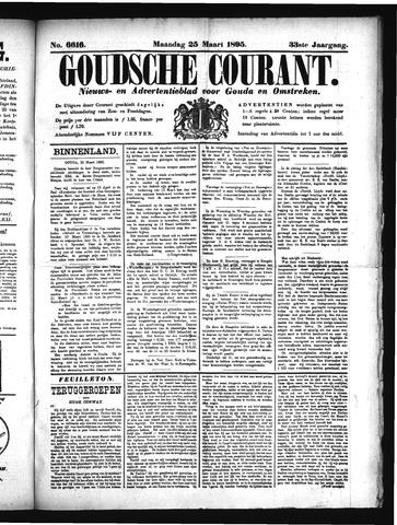 Goudsche Courant 1895-03-25