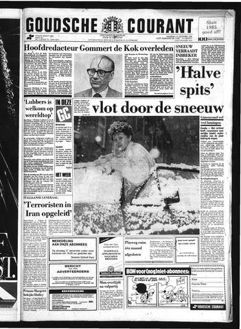 Goudsche Courant 1985-12-30