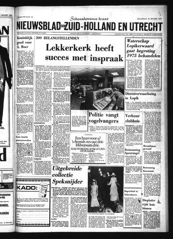 Schoonhovensche Courant 1975-03-24