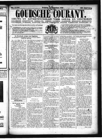 Goudsche Courant 1931-08-14