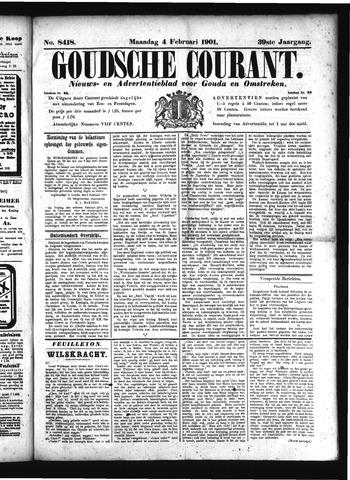 Goudsche Courant 1901-02-04