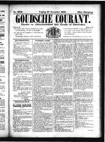 Goudsche Courant 1903-11-27
