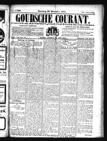 Goudsche Courant 1919-12-22