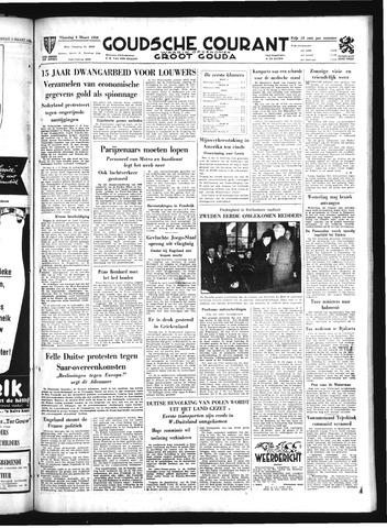 Goudsche Courant 1950-03-06
