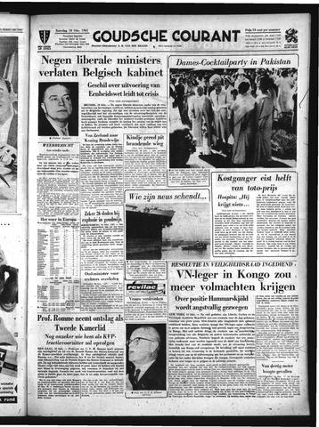 Goudsche Courant 1961-02-18
