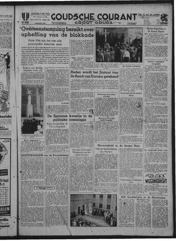 Goudsche Courant 1949-05-05