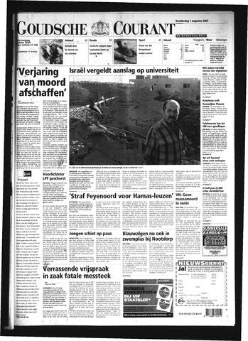 Goudsche Courant 2002-08-01