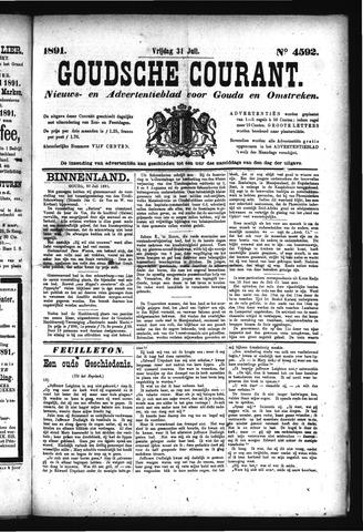 Goudsche Courant 1891-07-31