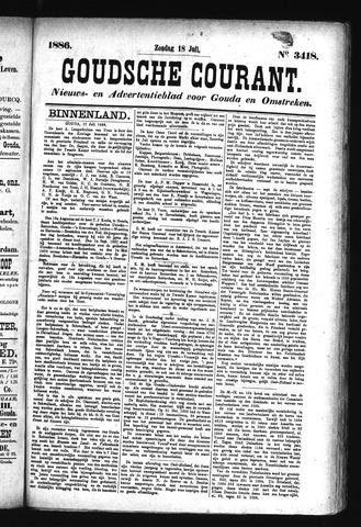 Goudsche Courant 1886-07-18