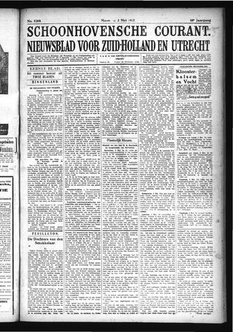 Schoonhovensche Courant 1927-05-02