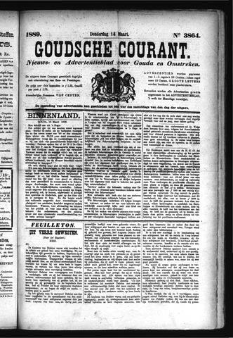 Goudsche Courant 1889-03-14