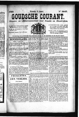 Goudsche Courant 1893-01-18