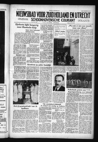 Schoonhovensche Courant 1957-12-27