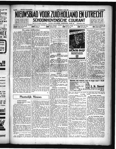 Schoonhovensche Courant 1935-06-12