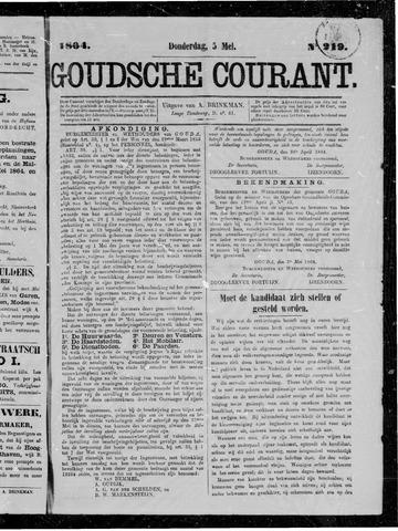 Goudsche Courant 1864-05-05