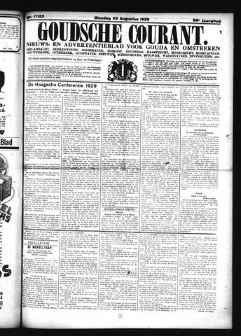 Goudsche Courant 1929-08-20