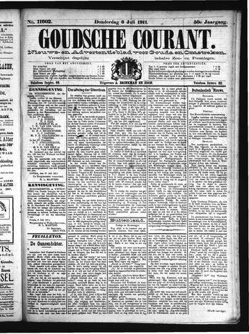 Goudsche Courant 1911-07-06