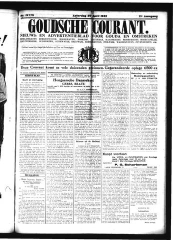 Goudsche Courant 1932-04-30