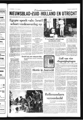 Schoonhovensche Courant 1970-09-07
