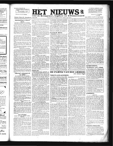 Schoonhovensche Courant 1946-03-25