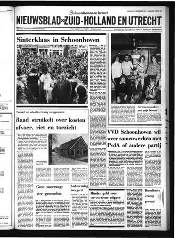 Schoonhovensche Courant 1977-11-21