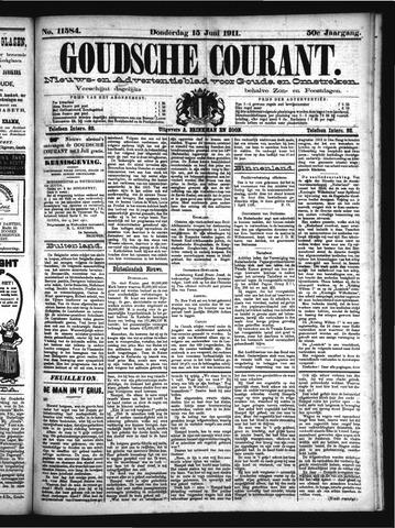 Goudsche Courant 1911-06-15