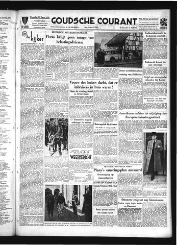 Goudsche Courant 1952-03-19