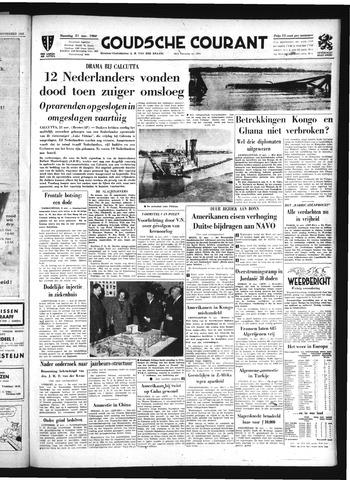 Goudsche Courant 1960-11-21