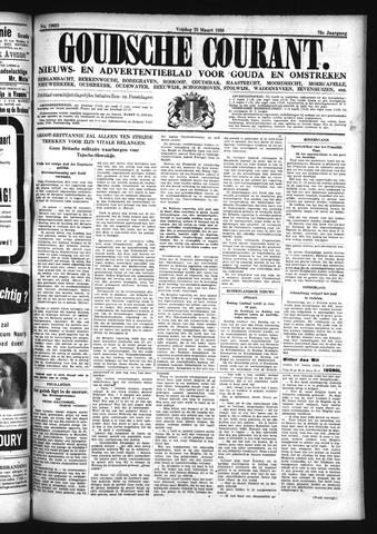 Goudsche Courant 1938-03-25