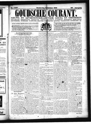 Goudsche Courant 1930-10-16
