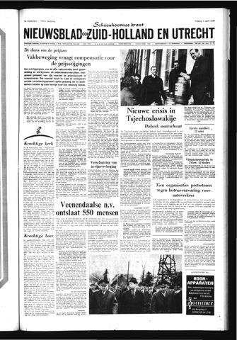 Schoonhovensche Courant 1969-04-04