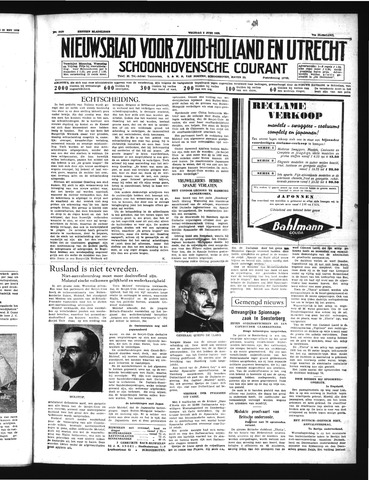 Schoonhovensche Courant 1939-06-02