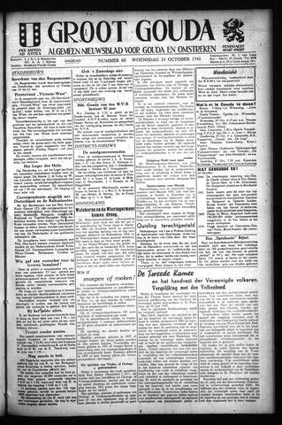Groot Gouda 1945-10-24