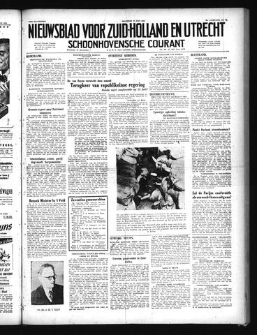 Schoonhovensche Courant 1949-06-13