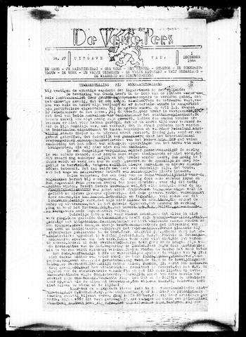De Vrije Pers 1944-12-01