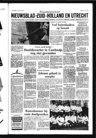 Schoonhovensche Courant 1970-05-04