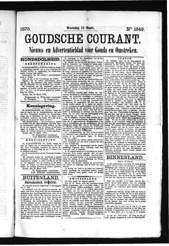 Goudsche Courant 1875-03-24