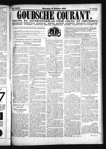 Goudsche Courant 1936-10-19