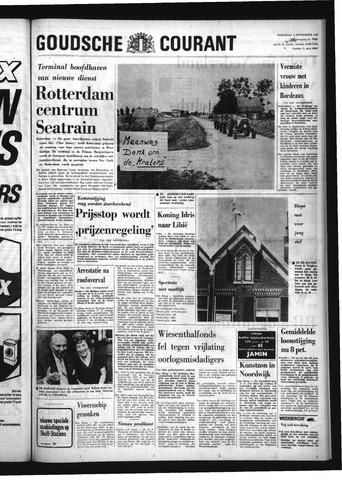 Goudsche Courant 1969-09-03