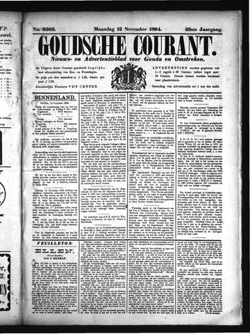 Goudsche Courant 1894-11-12