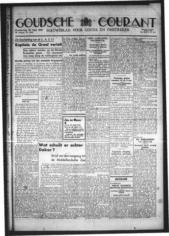 Goudsche Courant 1940-09-26