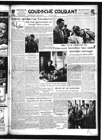 Goudsche Courant 1952-04-29